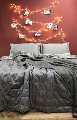 Decorazioni luci di Natale a parete by Dalani