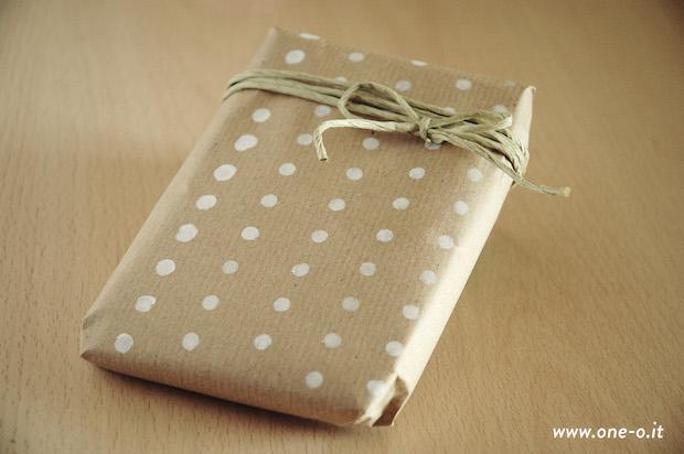 Carta da regalo natalizia, da One-o.it