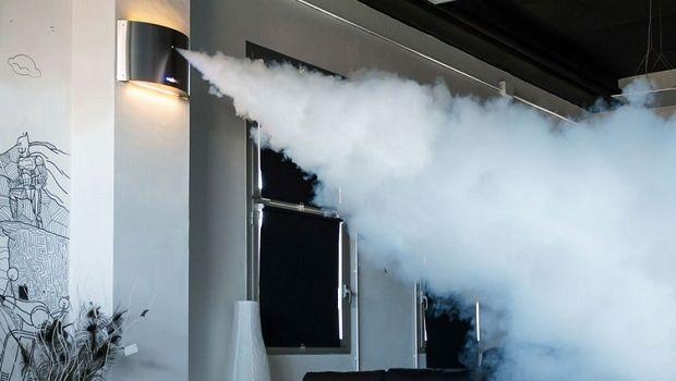 Nebbiogeno come sistema di antifurto - Sistema allarme casa migliore ...