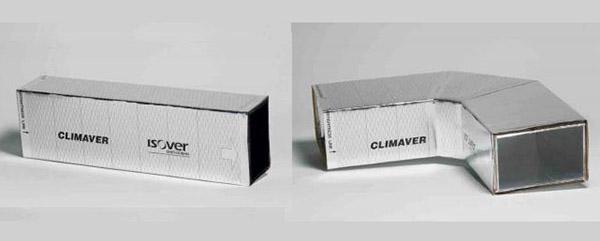 Pannelli Climaver A2 Neto e Plus in lana di vetro di Isover