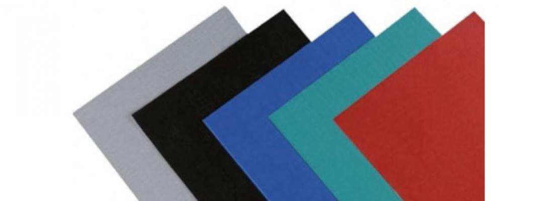 Colori dei pannelli isolanti in lana di vetro Climaver A2 Deco di Isover