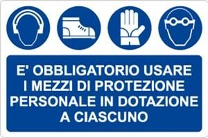 Cartellonistica di sicurezza