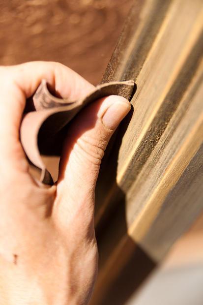 Manutenzione infissi in legno