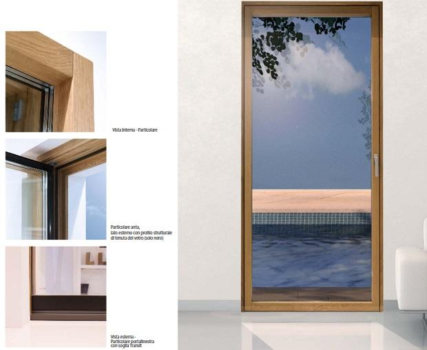 Infissi De Carlo - Minimal Wood