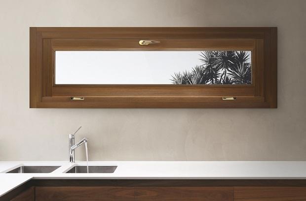 Finestre in legno - Finnova
