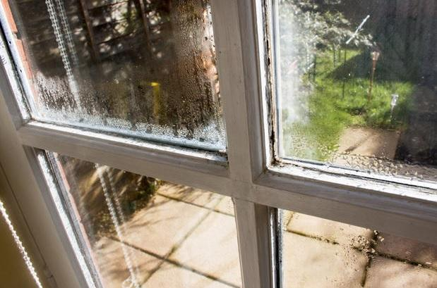 Difetti finestre in legno