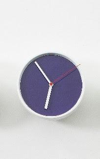 Orologio Slice di Arper