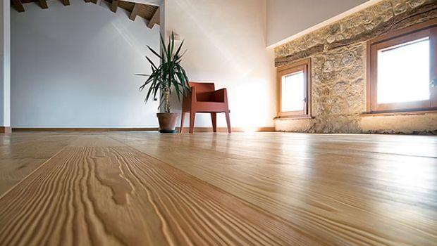 Come scegliere tra parquet e grès porcellanato effetto legno