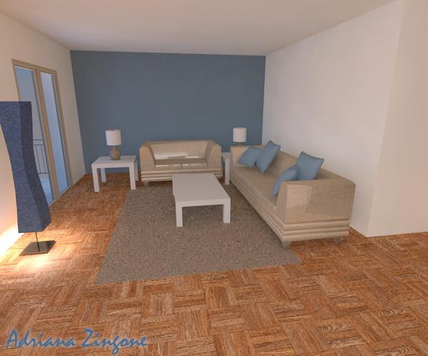 Pavimenti in legno o gres porcellanato in finto legno for Pavimenti per salone