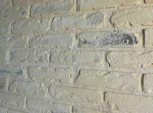 Realizzare Un Muro In Finti Mattoni