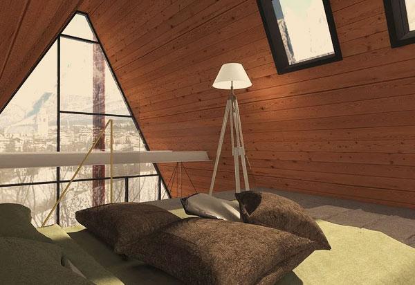 Costruire casa in legno in poche ore, by M.A.DI.