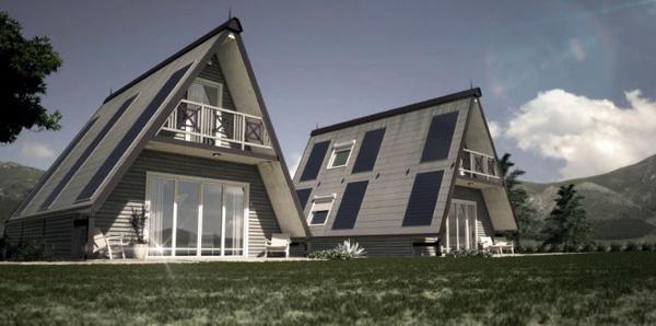 Progetti case in legno M.A.DI.
