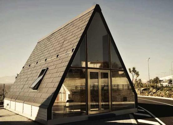 La casa pieghevole da costruire in poche ore for Nuove planimetrie per la costruzione di case