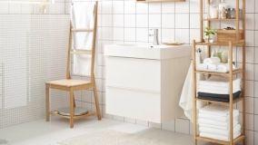 10 idee creative per sistemare gli asciugamani in bagno