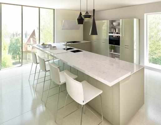 Staron cucina solid surface