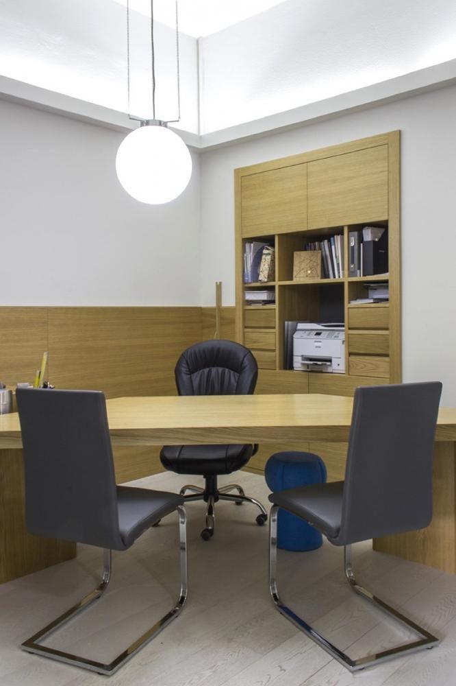 Foto realizzare un ufficio sul soppalco for Soppalco d arredo