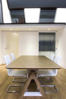 Falegnameria Passariello: tavolo da ufficio