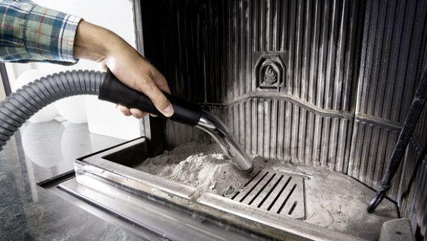 Estrema comodità nell'utilizzo degli aspiracenere per camino e barbecue