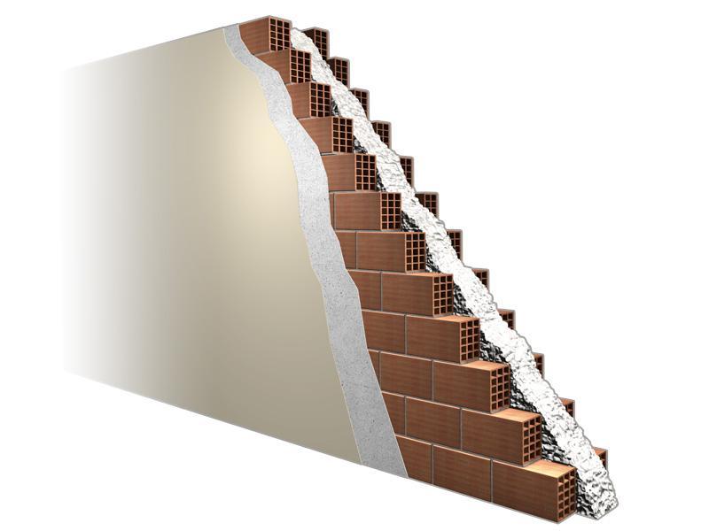 Isolamento termico intercapedine, by ISOVER SAINT-GOBAIN