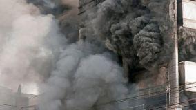 Scala protetta e scala a prova di fumo