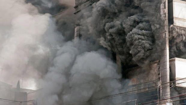 Scale antincendio: esterne, protette e a prova di fumo