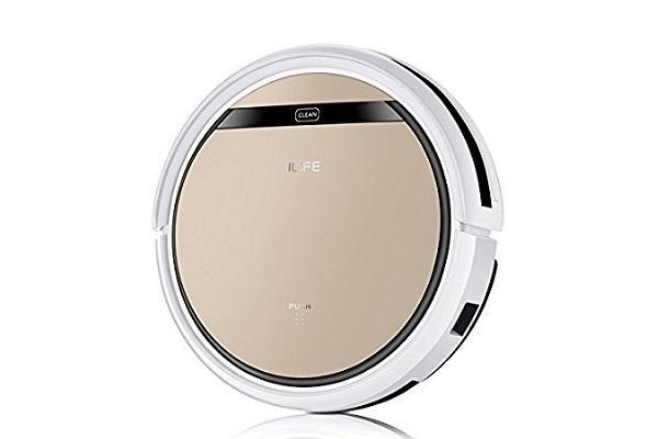 Robot aspirapolvere lavapavimenti iLife V5