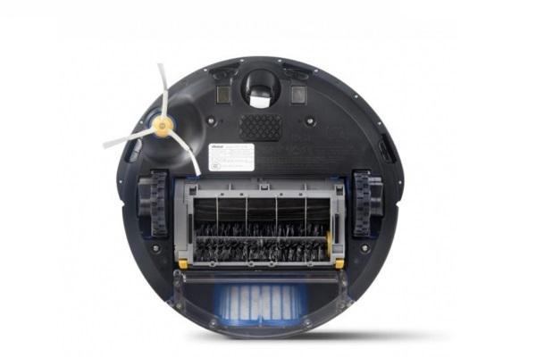 Struttura interna del robot Roomba