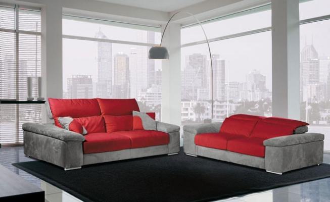 Divano rosso abbinamenti - Divano grigio abbinamenti ...