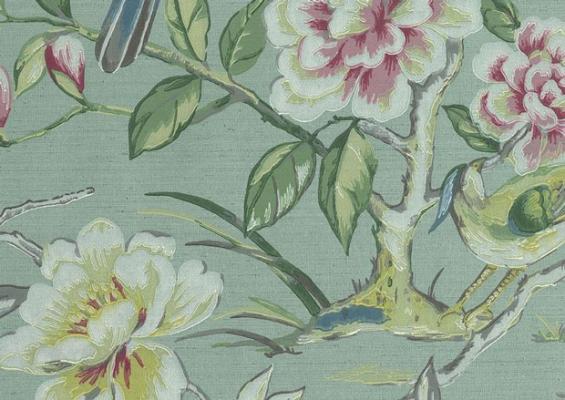 Carta da parati floreale Jannelli e Volpi