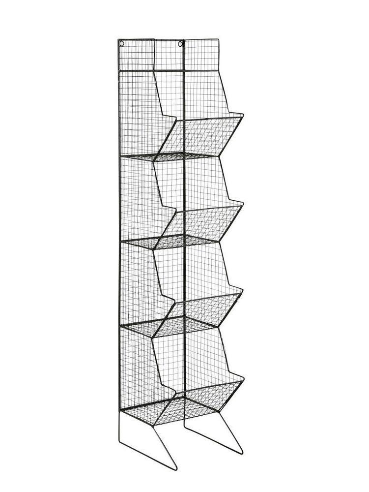 Colonna portaoggetti industrial chic di Maisons du Monde