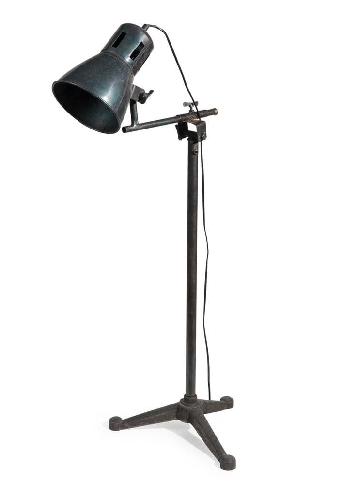 Lampada industrial chic, by Maisons du Monde
