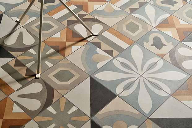 Nuovi pattern per pavimenti e rivestimenti