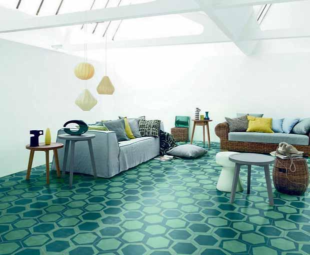 Pattern pavimenti 2018 by Bisazza