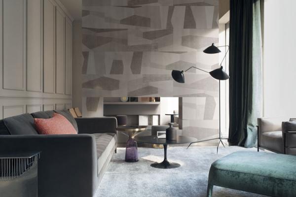 Rivestimento pattern geometrico Bardelli
