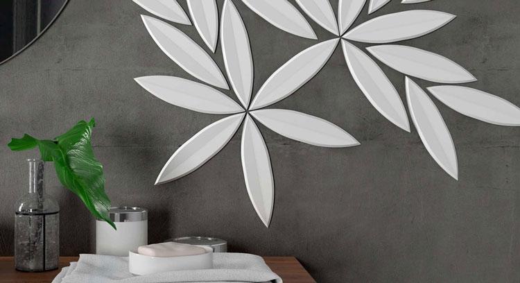 Applicazioni ceramica a rilievo WowDesign
