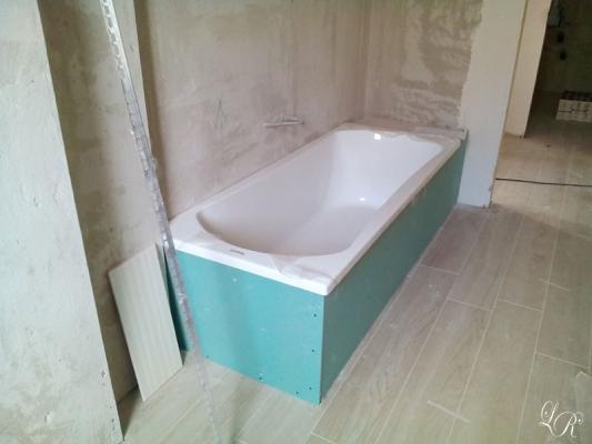 Cartongesso verde per bagni