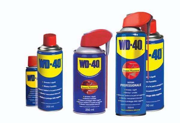 Lubrificanti multiuso WD-40