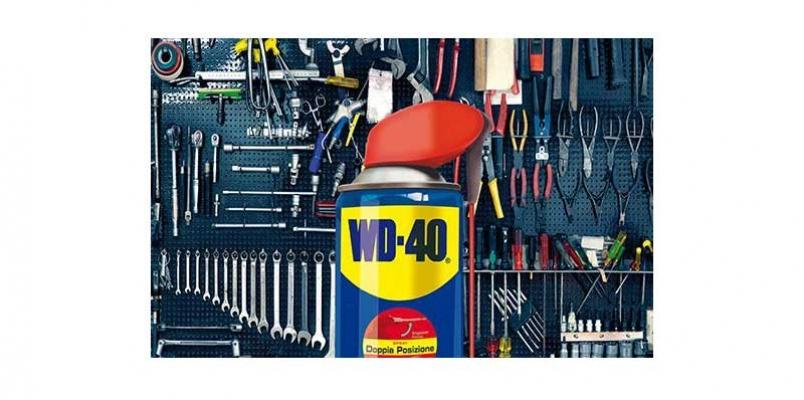 Lubrificante per lavoretti casa, by WD-40