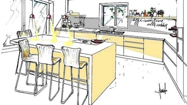 Progettare una cucina minimal