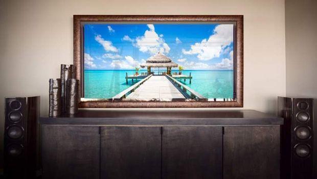 Televisori specchio: lusso, design e tecnologia