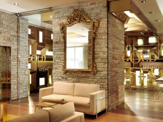 Tv specchio antico - Xenia Design