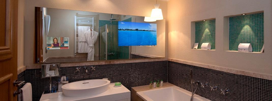 Tv specchio bagno - Xenia Design