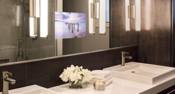 Mirror TV Vanity - Seura
