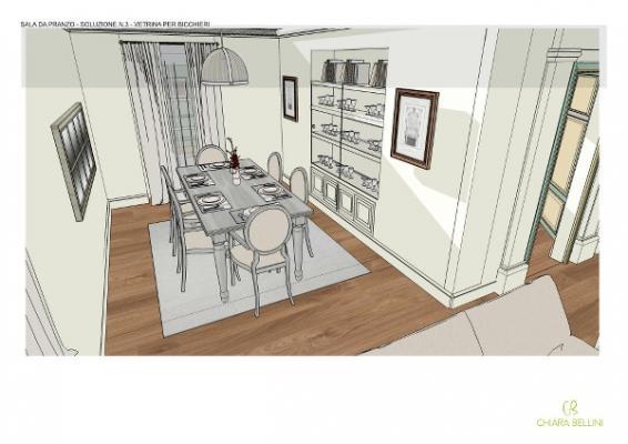 Fondere due appartamenti con soluzioni ad hoc