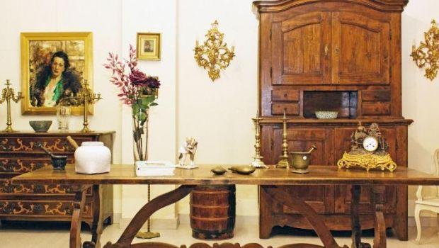 Come Si Dice La Credenza In Inglese : Come distinguere mobili antichi in stile antico e falsi