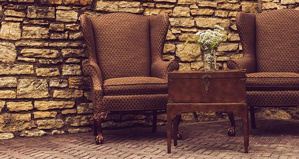 Alcuni esempi di mobili vecchi