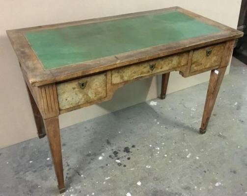 Mobile antico: scrivania in stile Napoleone III, Baggi Antichità