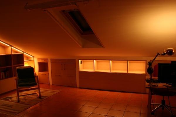 Arredare una mansarda con i mobili su misura di Zaccaria Monguzzi