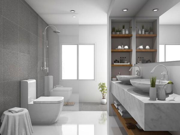 Ingolbare una finestra in una doccia - Bagno con doccia davanti finestra ...