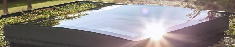 Finestra con vetro curvo Velux